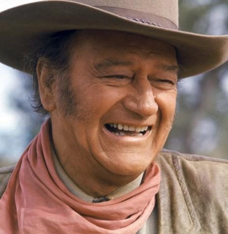 Ator estadunidense John Wayne falecido em  junho de 2004.  Imagem: Acervo Time - FOTO 9 -