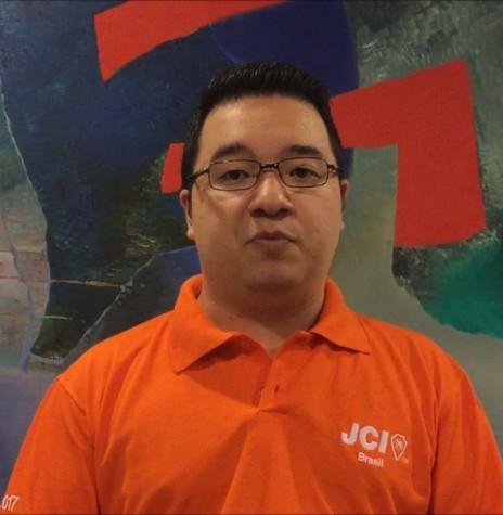 Rafael Jun Mabe que desenvolveu na JCI-Marechal Cândido Rondon,  o curso