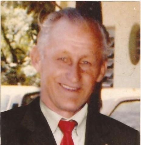 Rondonense Plínio Port, falecido em 21 de janeiro de 1991.  Imagem: Acervo Nilsa Port - FOTO 5  -