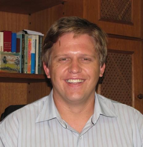 Pastor Carlos Krache que assumiu a direção do Colégio Rui Barbosa e da FALURB, em janeiro de 2017.  Imagem: Acervo horaluterana.files.wordpress.com - FOTO 11 -