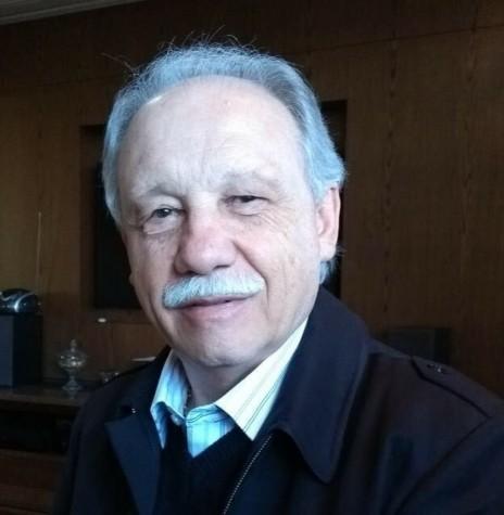 Empresário rondonense Osvino Ricardi, fundador e sócio proprietário da Agrícola Horizonte. Imagem: Acervo Marlise Sulzbach Ricardi - FOTO 5 -