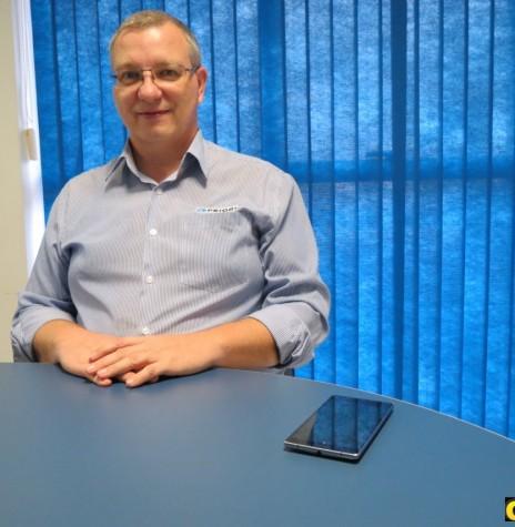 Empresário Gerson Froehmer reconduzido a presidência da Acimacar, para o biênio 2018/2019.  Imagem: Acervo O Presente - FOTO 11 -