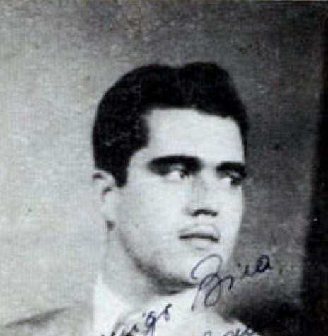 Carlos Alberto Moro, secretário estadual de Educação e Cultura, que recebeu o primeiro título de cidadão honorário de Marechal Cândido Rondon, conforme o registro da Câmara Municipal.  Imagem: Acervo Memória Rondonense - FOTO 6 -