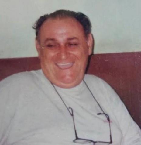 Pioneiro rondonense Roque Froelich um dos primeiros da sede distrital de São Roque, falecido em setembro de 2018.  Imagem: Acervo Clarice Beatriz Schacht Fietz - FOTO 9 -