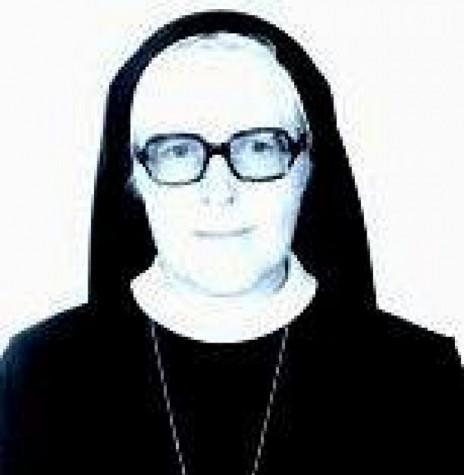 Irmã Christiane Barhorst (em memória), a segunda diretora do então Educandário Sagrado Coração de Jesus de Quatro Pontes. Imagem: Acervo da Província da Congregação - Ponta Grossa - FOTO 2 –