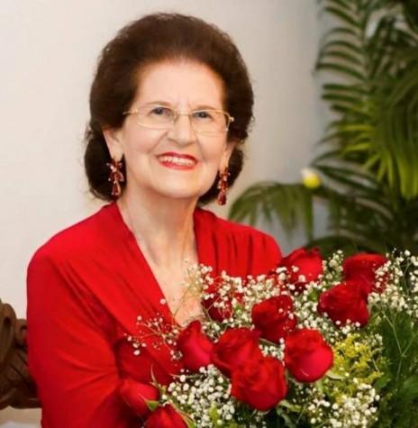 Cartorária rondonense Ercília Maria Nardello, falecida no começo de maio de 2018.  Imagem: Acervo da família - FOTO 6 -