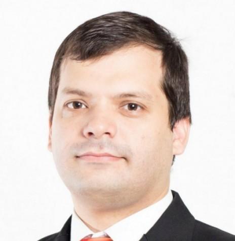 Cristian Rafael Ramirez Villanueva, vice-presidente da JCI para as Américas, que visitou a JCI Marechal Cândido Rondon, em 19 de junho de 2016. Imagem: Acervo JCI - FOTO 6 –