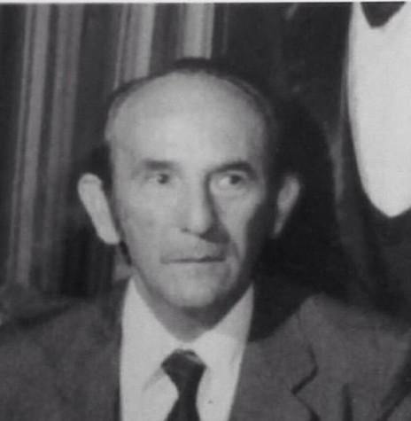 Reinwald Adolfo Prochnow, ex-vereador pelo distrito de Porto Mendes e ex-dirigente da Copagril, falecido em novembro de 1889.  Imagem: Acervo Paulo Roberto Prochnow