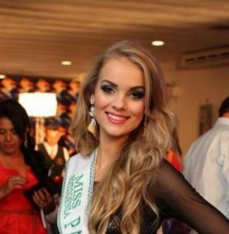 Thais Regina Sebastiani - Miss Entre Rios do Oeste e Miss Fotogenia Paraná 2014. - FOTO  9 –