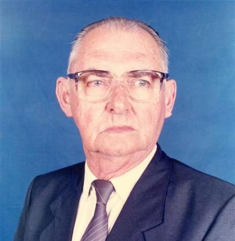 Nelson Alois Hack, ex-diretor do SAAE, falecido em 24 de junho de 2016.  Imagem: Acervo O Presente - FOTO 6 -