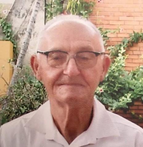 Pioneiro rondonense Orlando Rieger falecido em dezembro de 2017.  Imagem: Acervo da família - FOTO 6 -
