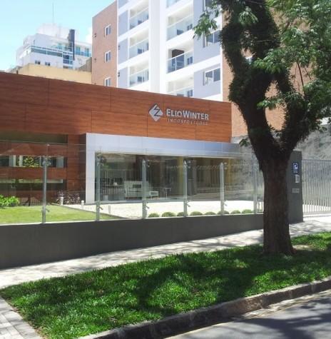 Sede da Elio Winter Incorporações em Curitiba.  Imagem: Acervo da empresa - FOTO 3 -