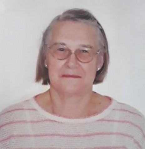 Pioneira rondonense Erica (nascida Sorge) Graff, falecida em final de maio de 2019. Imagem: Acervo da família - FOTO 6 -