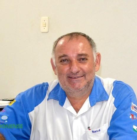 Empresário e esportista Marilton Barcé eleito presidente da Liga Rondonense de Esportes para o ano de 2016.  Imagem: Acervo O Presente - FOTO 9 -