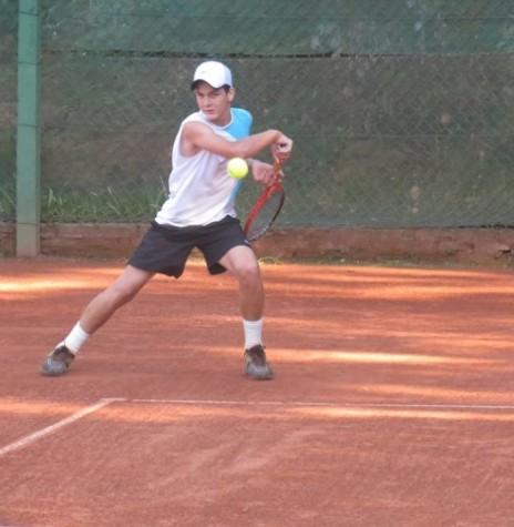 O tenista rondonense Thiago Seyboth Wild ganhador de Roland Garros, categoria 14 anos.  Imagem: Acervo AquiAgora.net - FOTO 3 -