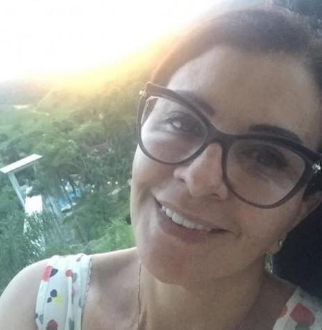 Empresária Eloisa Dalmina falecida em janeiro de 2018. Imagem: Acervo Marechal News - FOTO 7 -