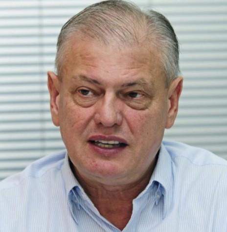 Empresário Danilo Vendrusculo, de Foz do Iguaçu, que assumiu o Programa Oeste de Desenvolvimento, em fevereiro de 2017.  Imagem: Acervo Caciopar - FOTO 4 - ,