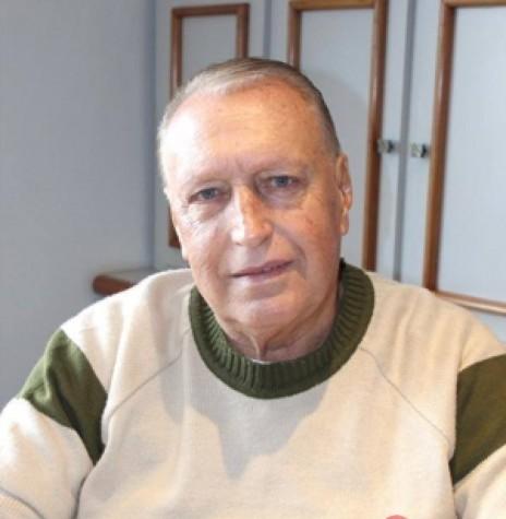 Empresário do ramo imobiliário e vereador Ariovaldo Luiz Bier. Também presidente do Diretório Municipal do PMDB de Marechal Cândido Rondon.  Imagem: Acervo CulturaFoz