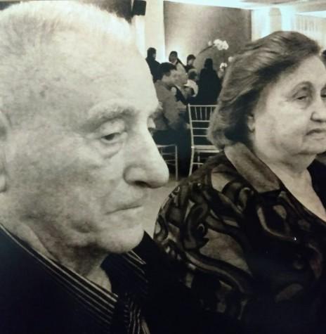 Casal Ignez e Marianino Ricardi que chegaram de  mudança à Marechal Cândido Rondon, em julho de 1957.  Imagem: Acervo Agrícola Horizonte - FOTO 1 -