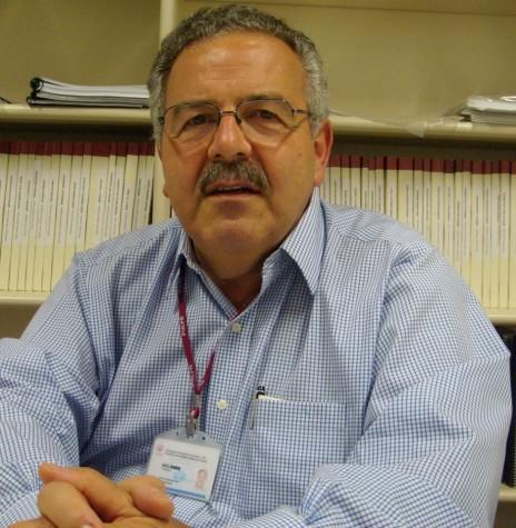Professor Belmiro Valverde Jobim Castor que visitou Marechal Cândido Rondon, em maio de 1978.  Imagem: Acervo UFPR - FOTO 3 -