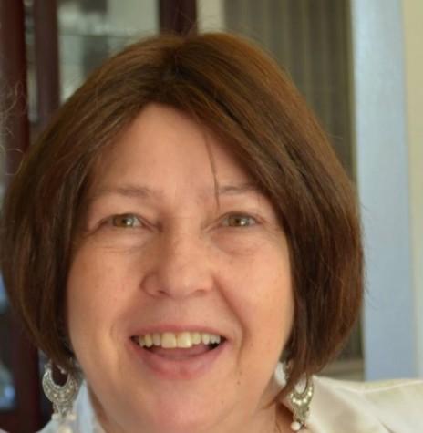 Professora doutora Lúcia Terezinha Macena Gregory (Tere), falecida em meados de janeiro de 2019.  Imagem: Acervo Memória Rondonense - FOTO 10 -