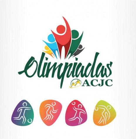 Dístico das Olimpíadas ACJC 2018. Imagem: Imprensa Copagril - FOTO 12 -
