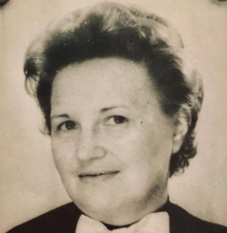 Pioneira rondonense Emmy Pydd,  falecida em maio de 1973.  Imagem: Acervo Carim Pydd - FOTO 2 -