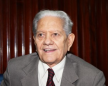Jonas Leite Chaves , ex-deputado federal pela Paraíba, autor do artigo sobre a Mentha arvensis, reside na cidade de Londrina, e dedica-se à literatura.  Imagem: Acervo WSCOM