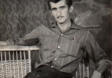 O pioneiro rondonense Alfredo Bausewein nos tempos de sua juventude em Marechal Cândido Rondon