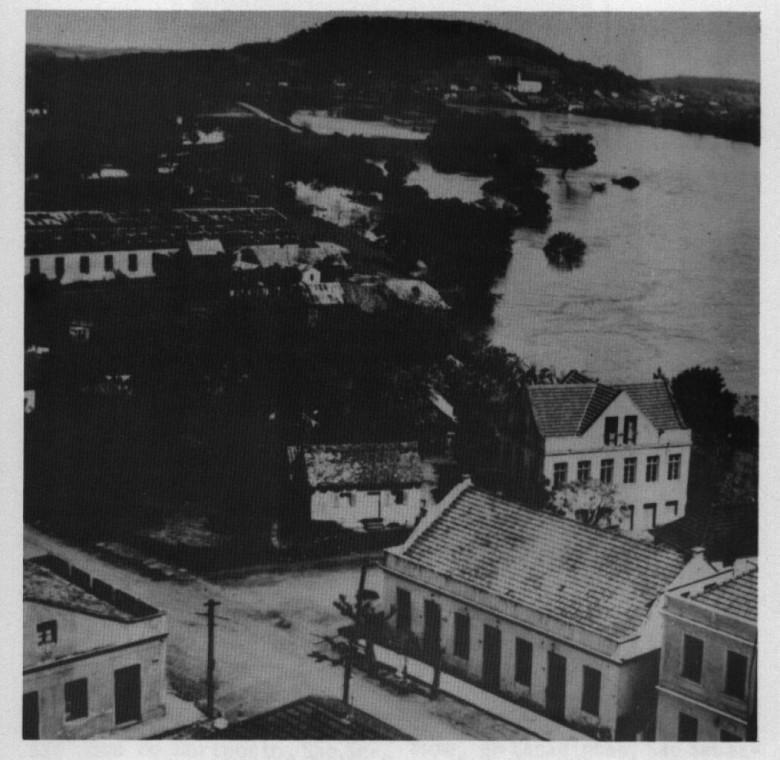 Cidade de Estrela (RS), em  1940.