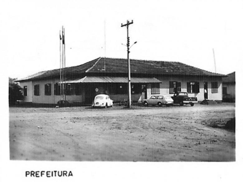 Antiga prefeitura municipal.