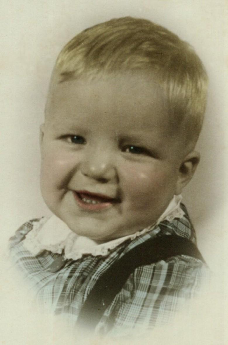 Dr. Hippi (Dietrich Rupprecht Seyboth), em 1951. É nascido na Alemanha.
