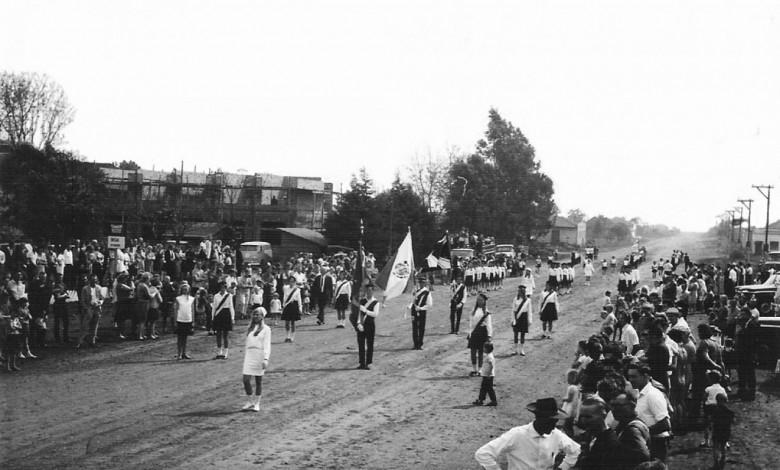 Desfile de 7 de Setembro, em  1963.