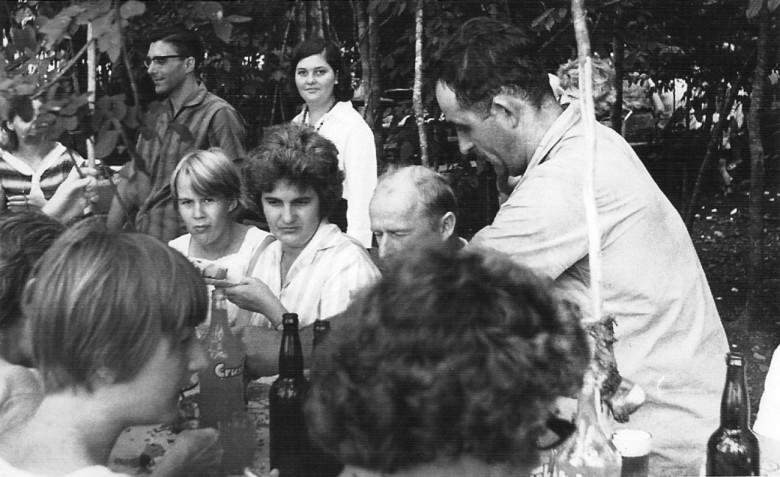 Familia Konheczniac. 1964