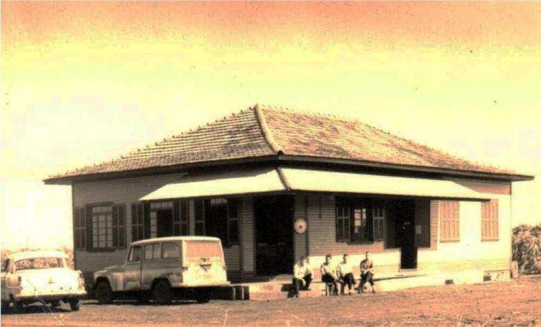 Prédio da subprefeitura do então distrito de  General Rondon, que se tornou a sede da prefeitura com a emancipação político-administrativa, a partir de 1960.