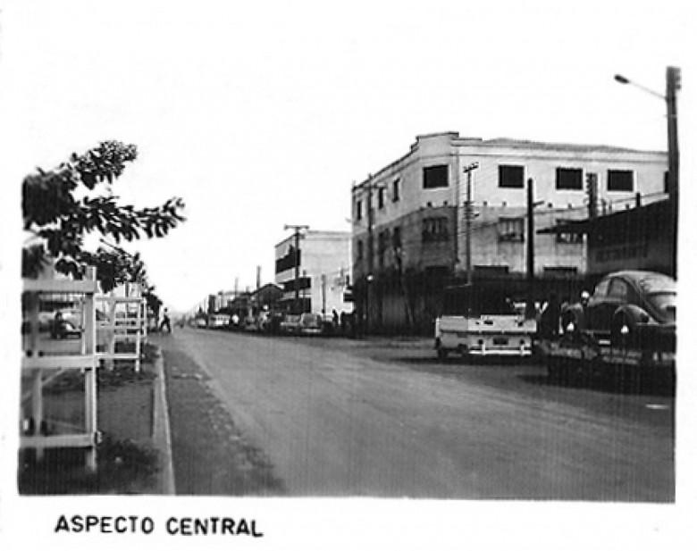 Avenida Rio Grande do Sul.