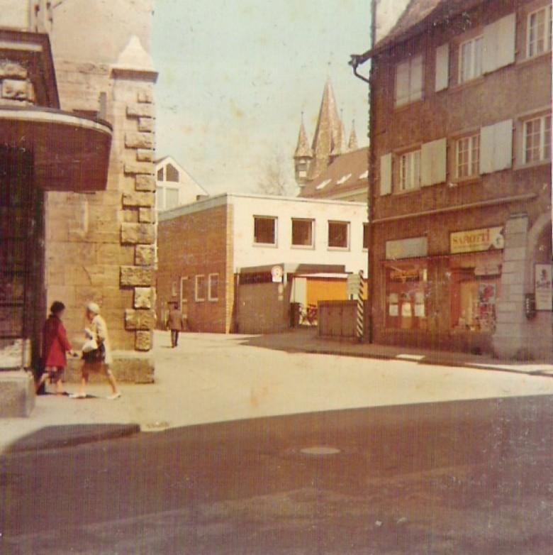 Munique, Alemanha. 1968.