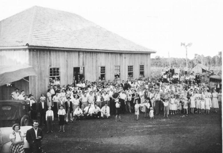 Salão Irmãos Weiss. 1963