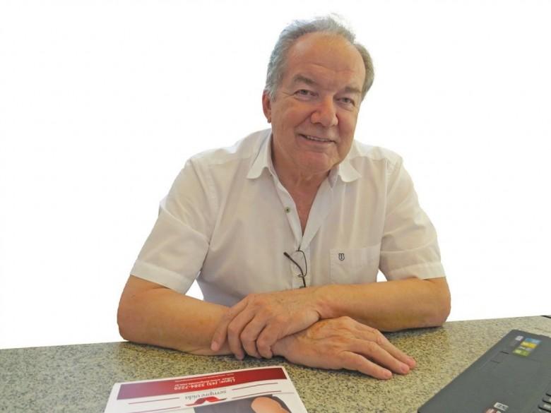 Diretor clínico e técnico do Hospital Rondon, Dietrich Seyboth (Hippi):