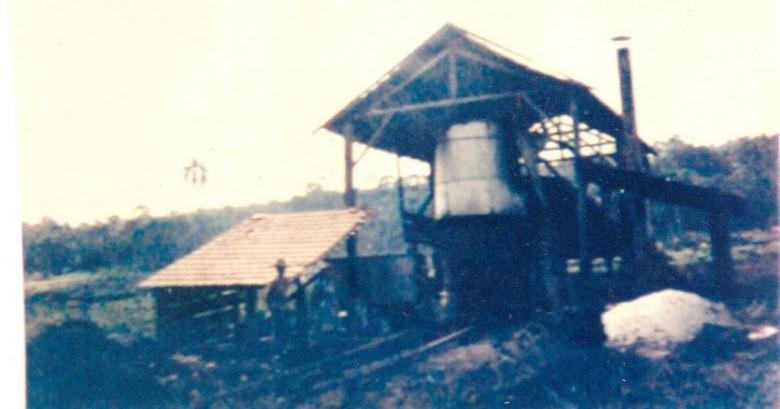 Mais outro alambique no interior de Marechal Cândido Rondon.