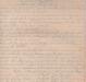 Outra carta de Adolfo Oscar Kunzler para sua noiva em Quatro Pontes.