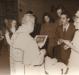 Casamento na Matriz Católica Sagrado Coração de Jesus com o padre Antonio Darius.