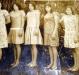 Filhas do casal pioneiro Gracia e Antonio Bendo.  Da esquerda à direita: Maria, Vanilda, Adelaide, Ana, Adelir e Terezinha.