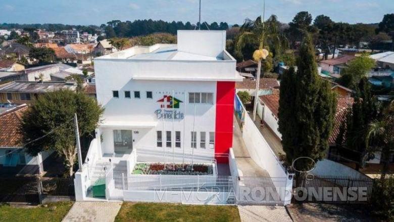 Instituto Princesa Benedikte instalado em Curitiba e inagurado em outubro de 2019. Imagem: Acervo Gazeta do Povo - FOTO 16 -