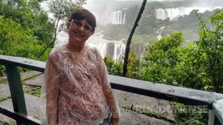 Rondonense Justina Marisela Dalberto falecida em janeiro de 2020. Imagem: Acervo Cassiano Ricardo Dalberto - FOTO 12 -