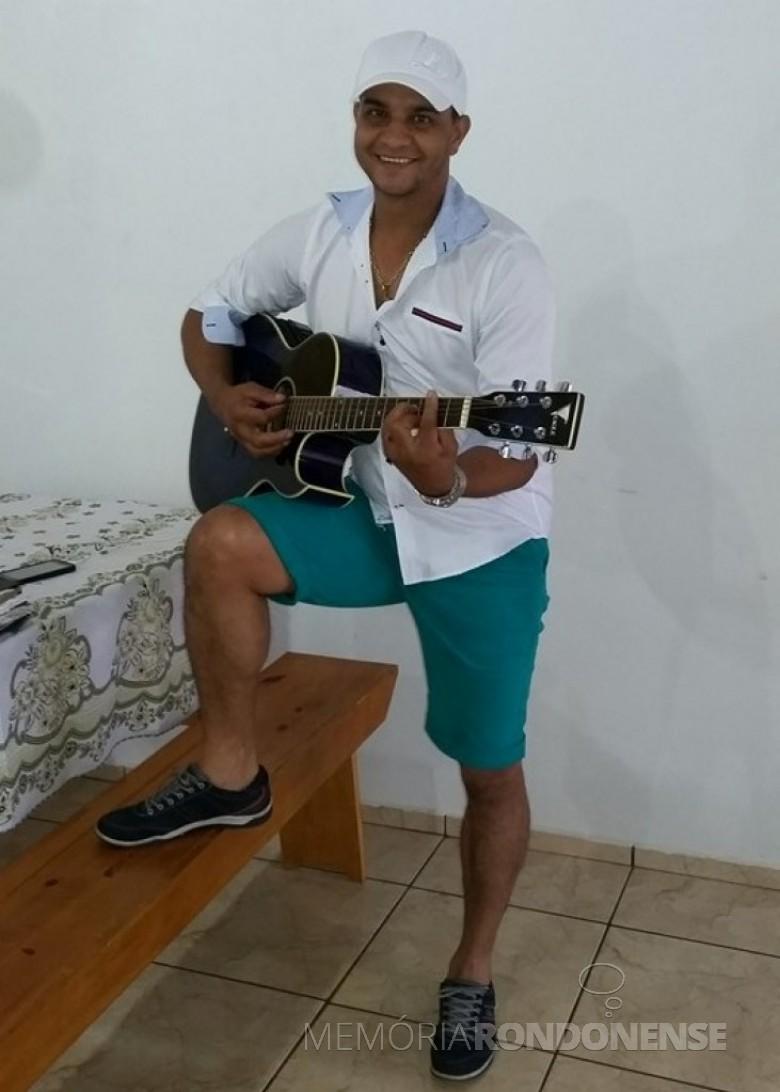 Rondonense Gilberto Duarte de Andrade (Soró) morto no começo de março de 2020. Imagem: Acervo Arquivo pessoal/Facebook - FOTO 8 -