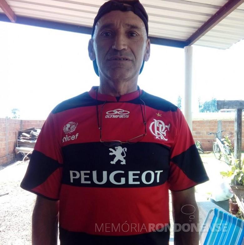 Rondonense José Enrique dos Santos (Giló), falecido em consequência do COVID-19, em julho de 2020. Imagem: Acervo: pretonobranco.com.br - FOTO 20 -