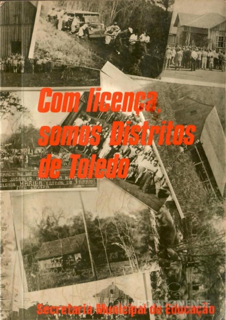 Capa da 2ª edição do livro