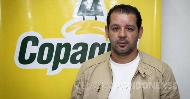 Técnico Marquinhos Xavier que deixou a equipe da Coapgril Futsal, em 22 de maio de 2015. Imagem: Acervo ClickEsporte - FOTO 8 -
