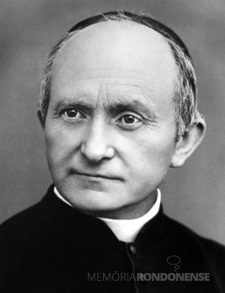 Arnald Janssen, religioso alemão, fundador de várias congregações religiosas, nascido em 1837. Imagem: Acervo www.oarcanjo.net - FOTO 2 -
